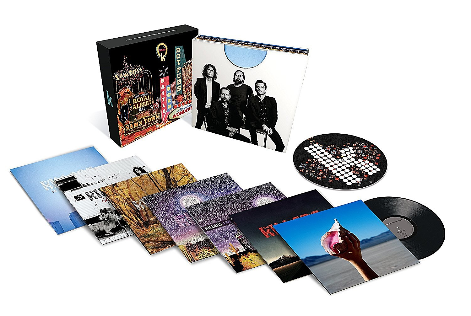 Win The Killers New Career Box Set Passes To See Them