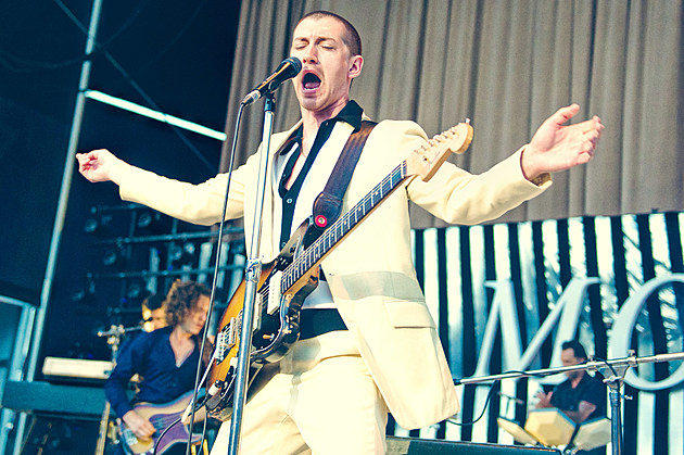 Arctic Monkeys at Forest Hills Stadium