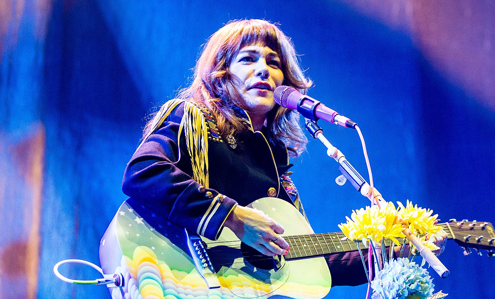 Jenny Lewis at Madison Square Garden