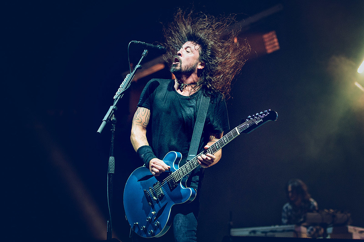tours announced: Foo Fighters 'DC JAM,' Genesis, Big Boi, Origami Angel, Madness, more