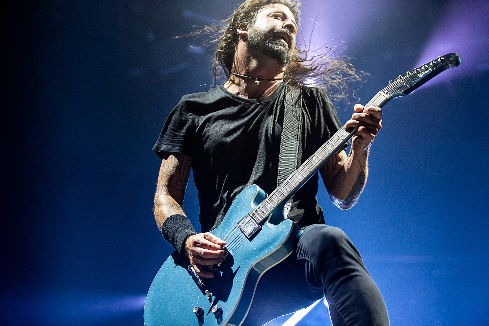 Foo Fighters at Madison Square Garden