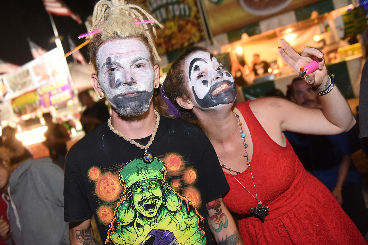 Gathering of the Juggalos 2018: NSFW pics (ICP, GWAR, Yelawolf, much more)