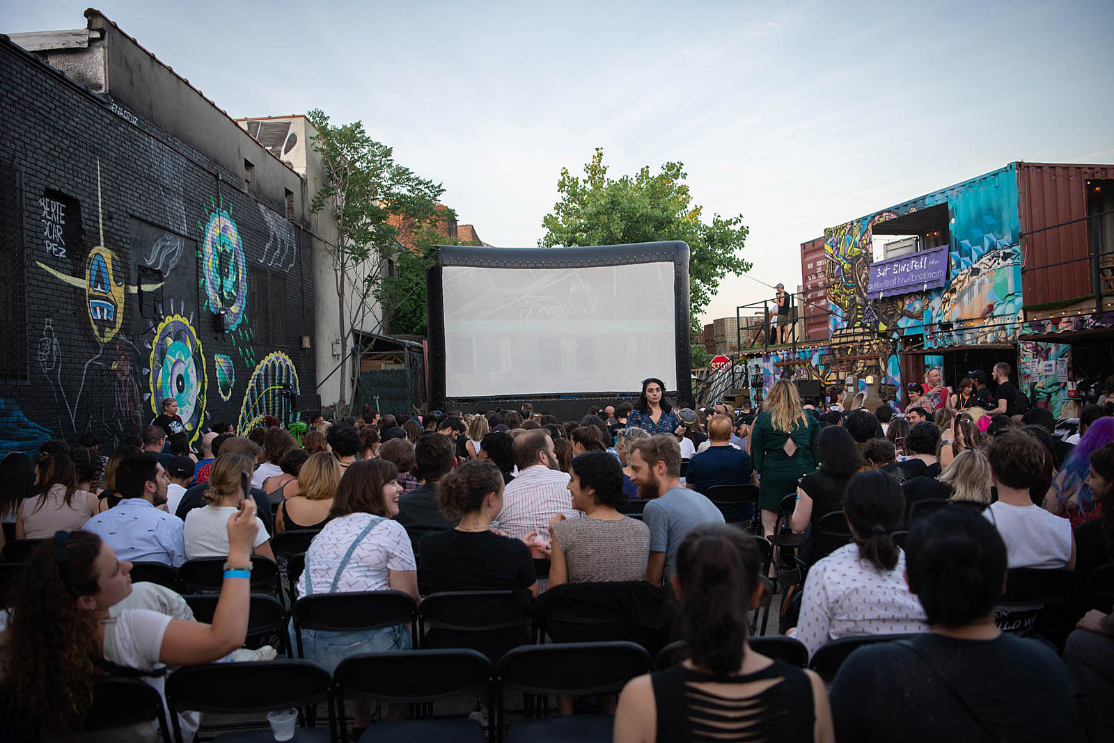 Insane Clown Posse + Rooftop Films screening of 'Family' at The Well