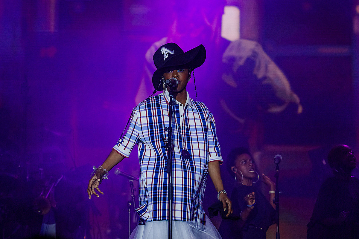 """Ms. Lauryn Hill shares first new song in 5 years, """"Guarding The Gates"""""""