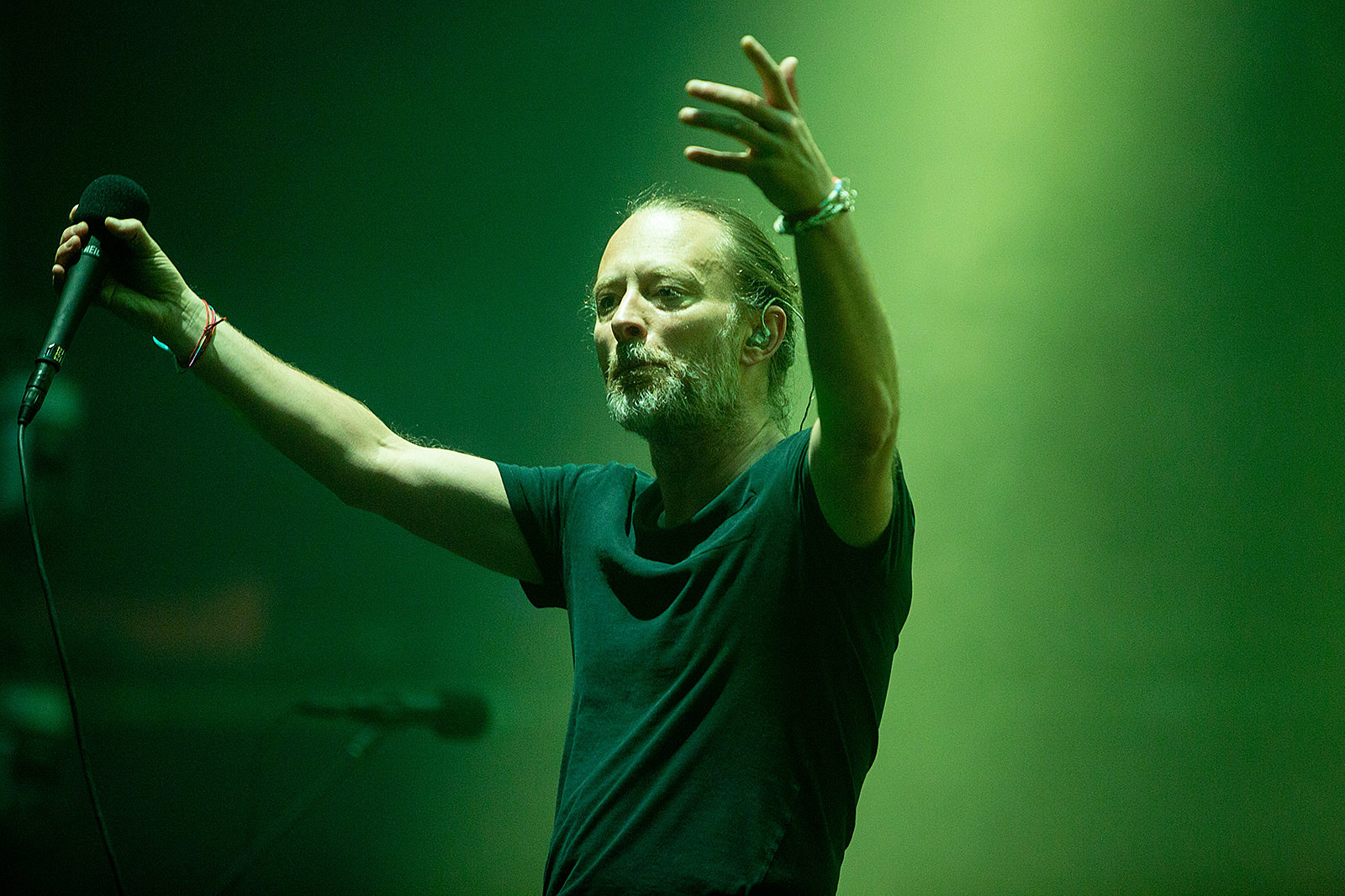 Radiohead Began Madison Square Garden Run Pics Video Setlist