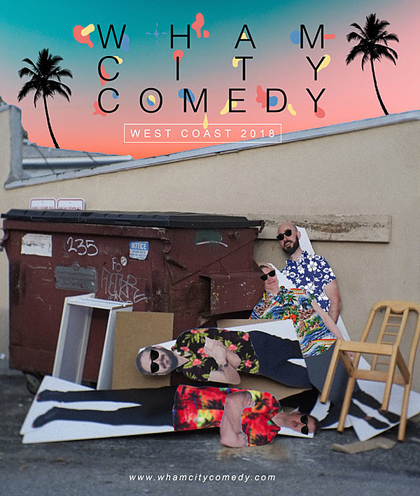 Wham City Comedy heading out on tour