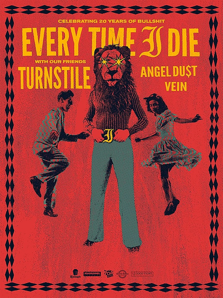 ETID Turnstile Angel Dust Vein