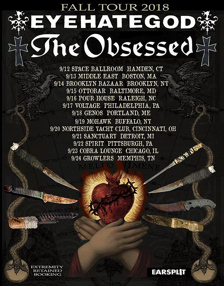 Eyehategod The Obsessed