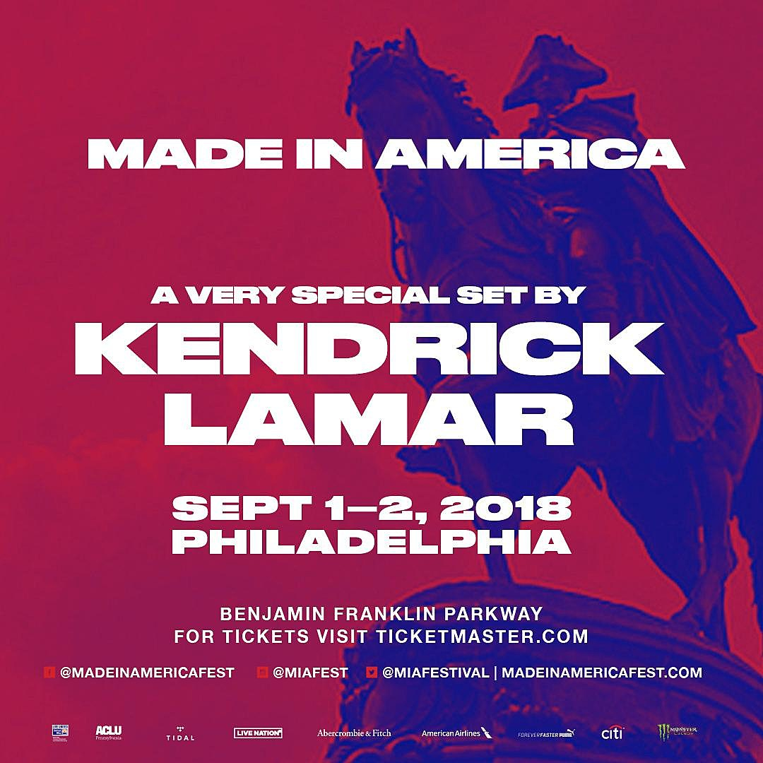 Kendrick Made In America
