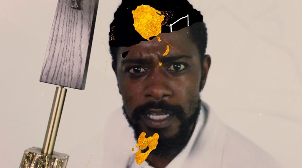 "Lakeith Stanfield in ""Mango"" video"