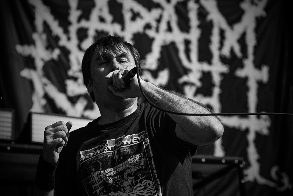 Napalm Death at Jones Beach