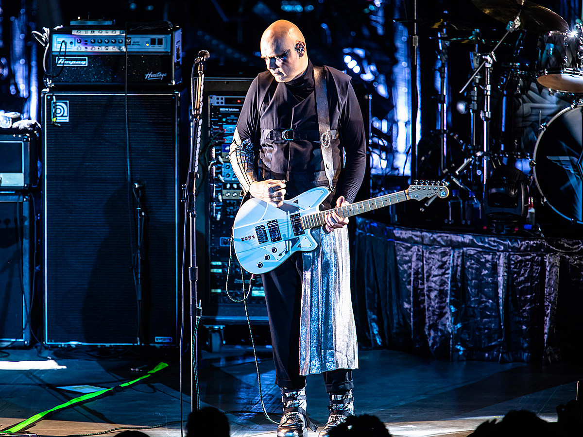 Ticketmaster holding 4-pack ticket promotion (Smashing Pumpkins, Beck, Billy Idol, more)