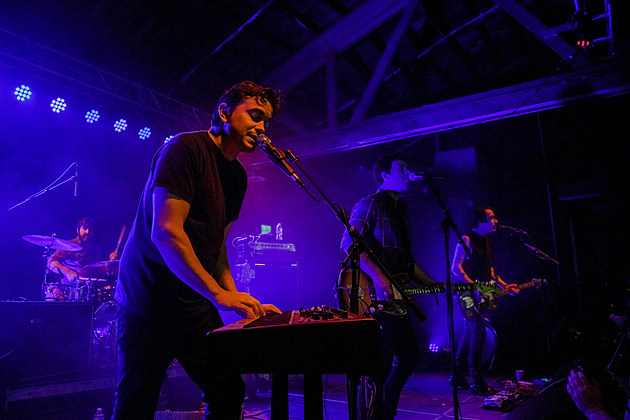 Wolf Parade at House of Vans Chicago