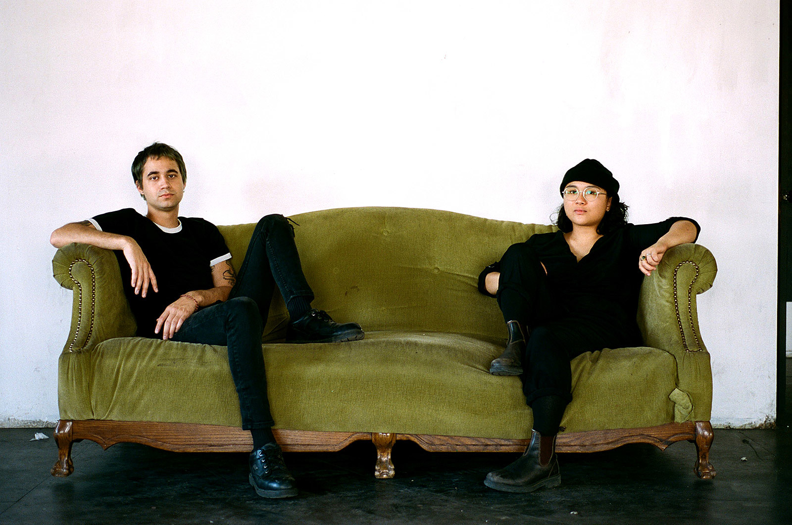 Jay Som and Justus Proffit