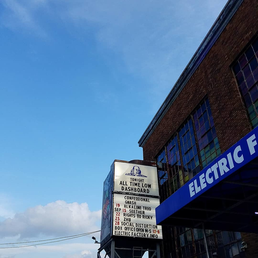 Electric Factory