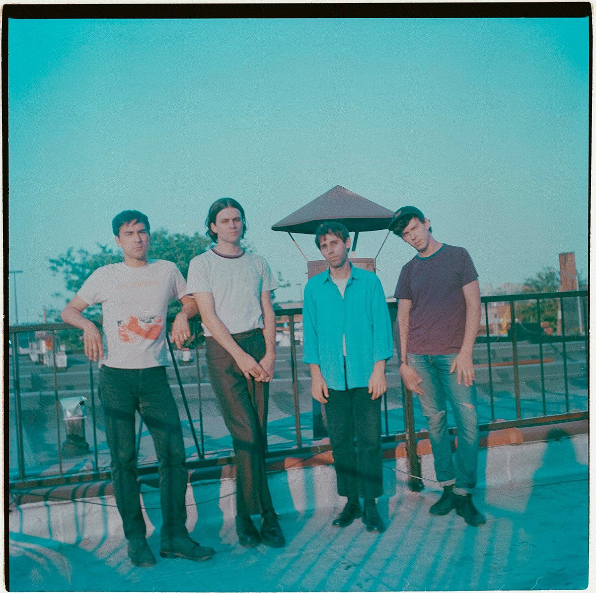 """EZTV release """"Daytime"""" single ahead of tour with Ex Hex"""