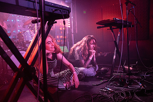Let's Eat Grandma at Baby's All Right
