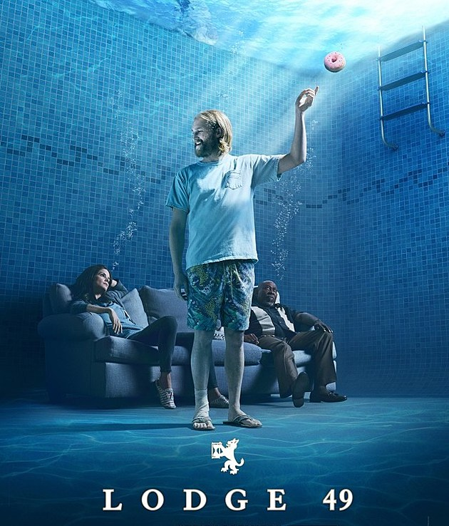 an interview with 'Lodge 49′ music supervisor Tom Patterson