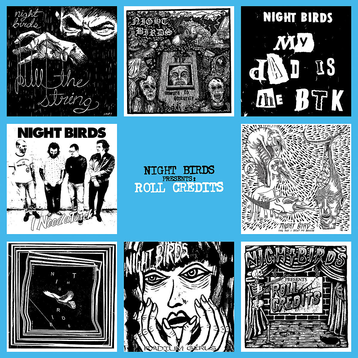 Night Birds Roll Credits