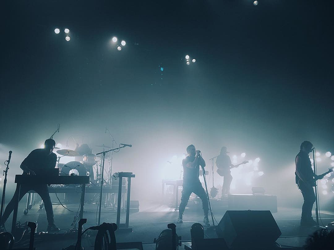 Nine Inch Nails played \'Broken\' in full at tour opener w/ JAMC ...