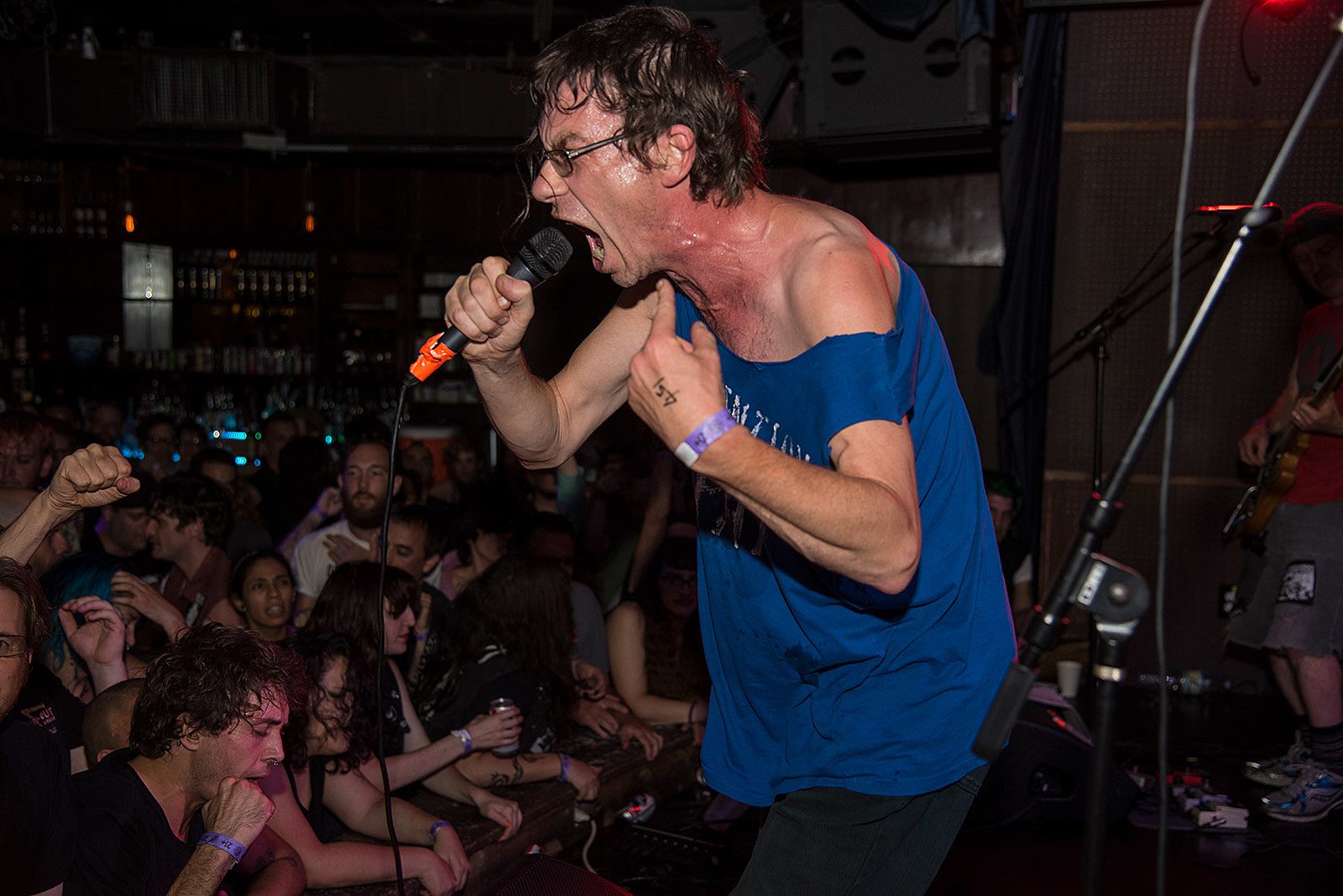 Subhumans at Knitting Factory