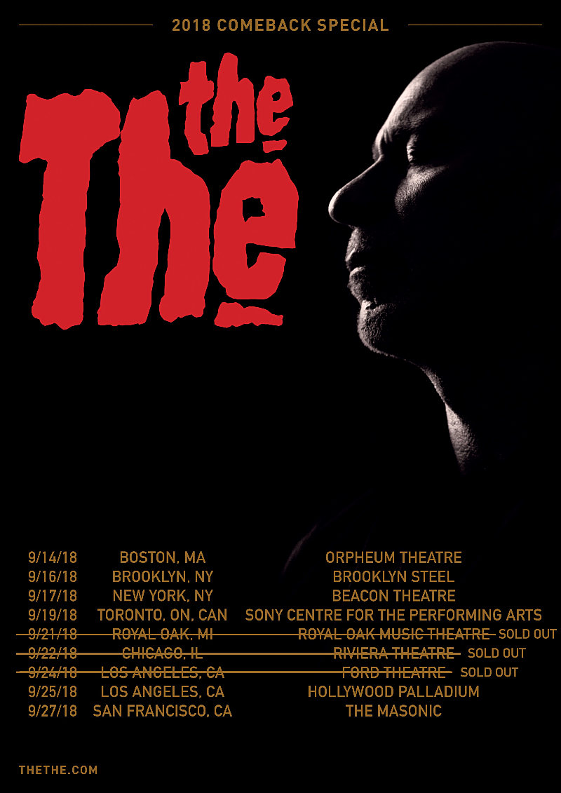 the-the-tour