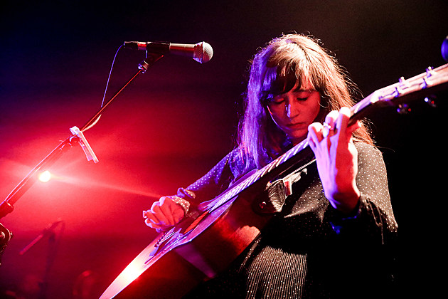 Waxahatchee at Le Poisson Rouge