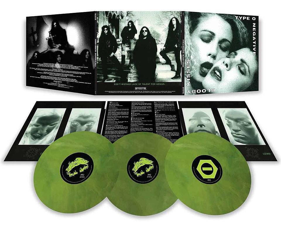 Type O Negative Bloody Kisses Getting 25th Anniversary