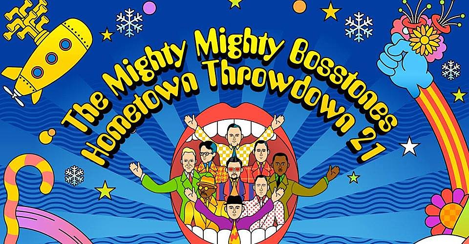 Mighty Mighty Bosstones Hometown Throwdown 21