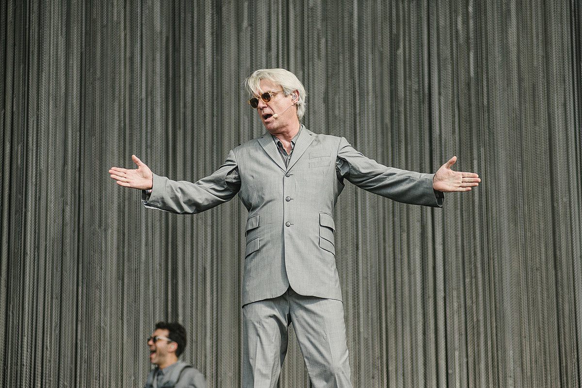 Rock Hall 2019: David Byrne inducting Radiohead, Trent Reznor for The Cure, Janelle Monae for Janet Jackson