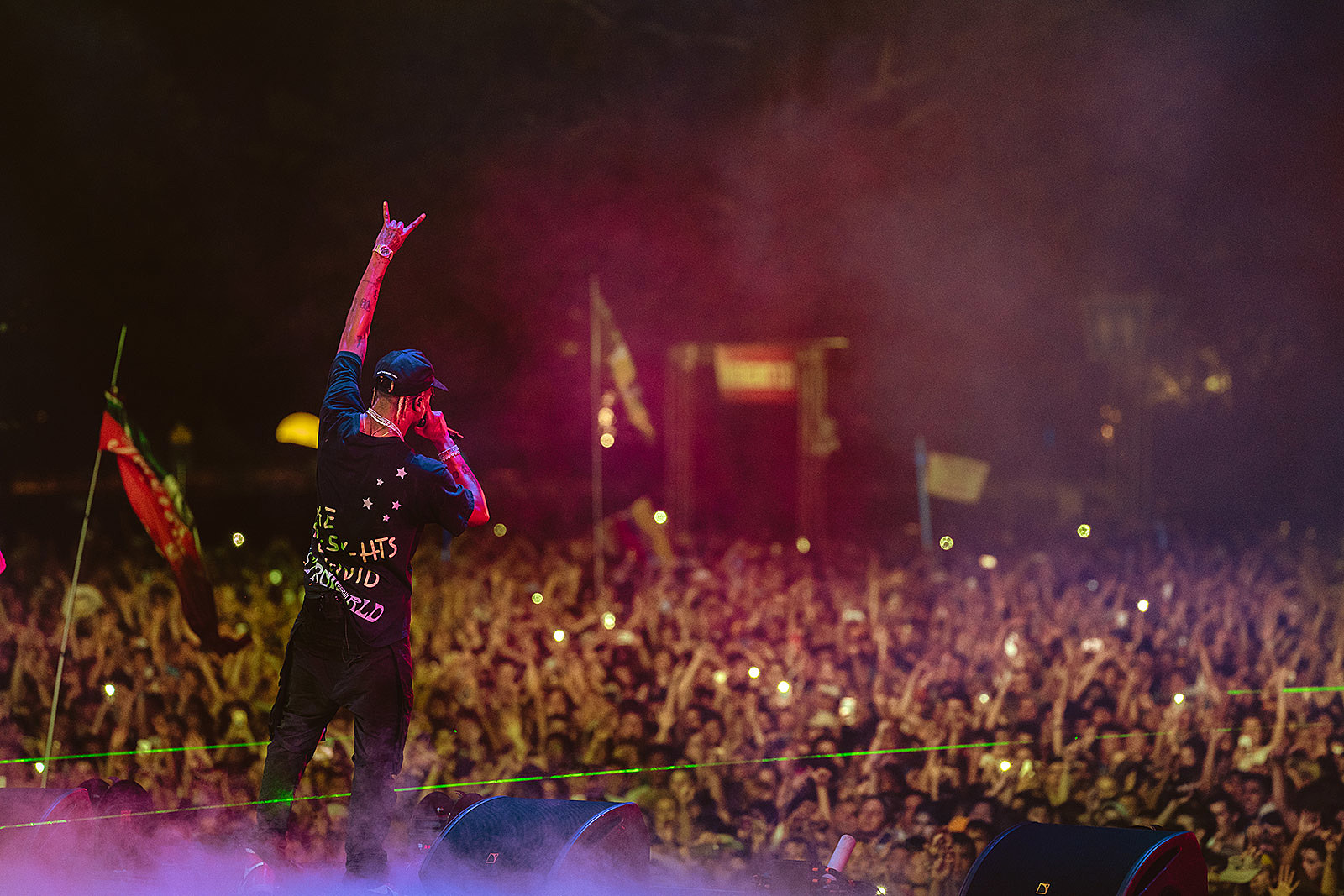 2a83125f4ece Travis Scott announces more Astroworld tour dates, including 2 new NYC shows