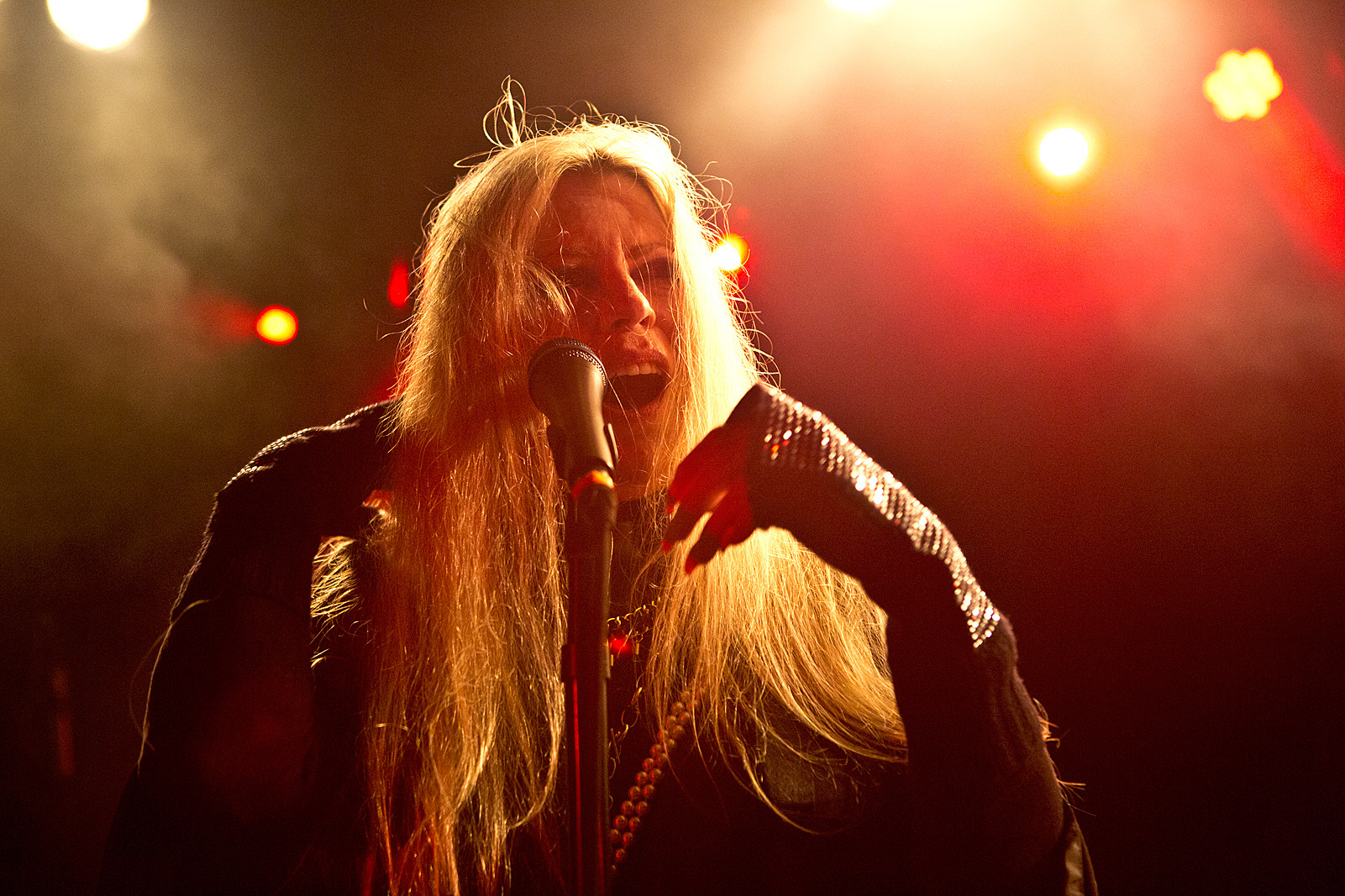 Coven played a Satanic comeback show at LPR Halloween weekend (pics)
