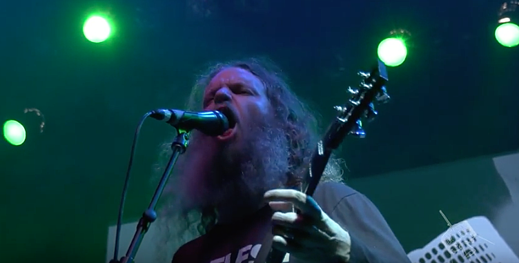 """watch Isis' full reunion set (as """"Celestial"""") from the Caleb"""