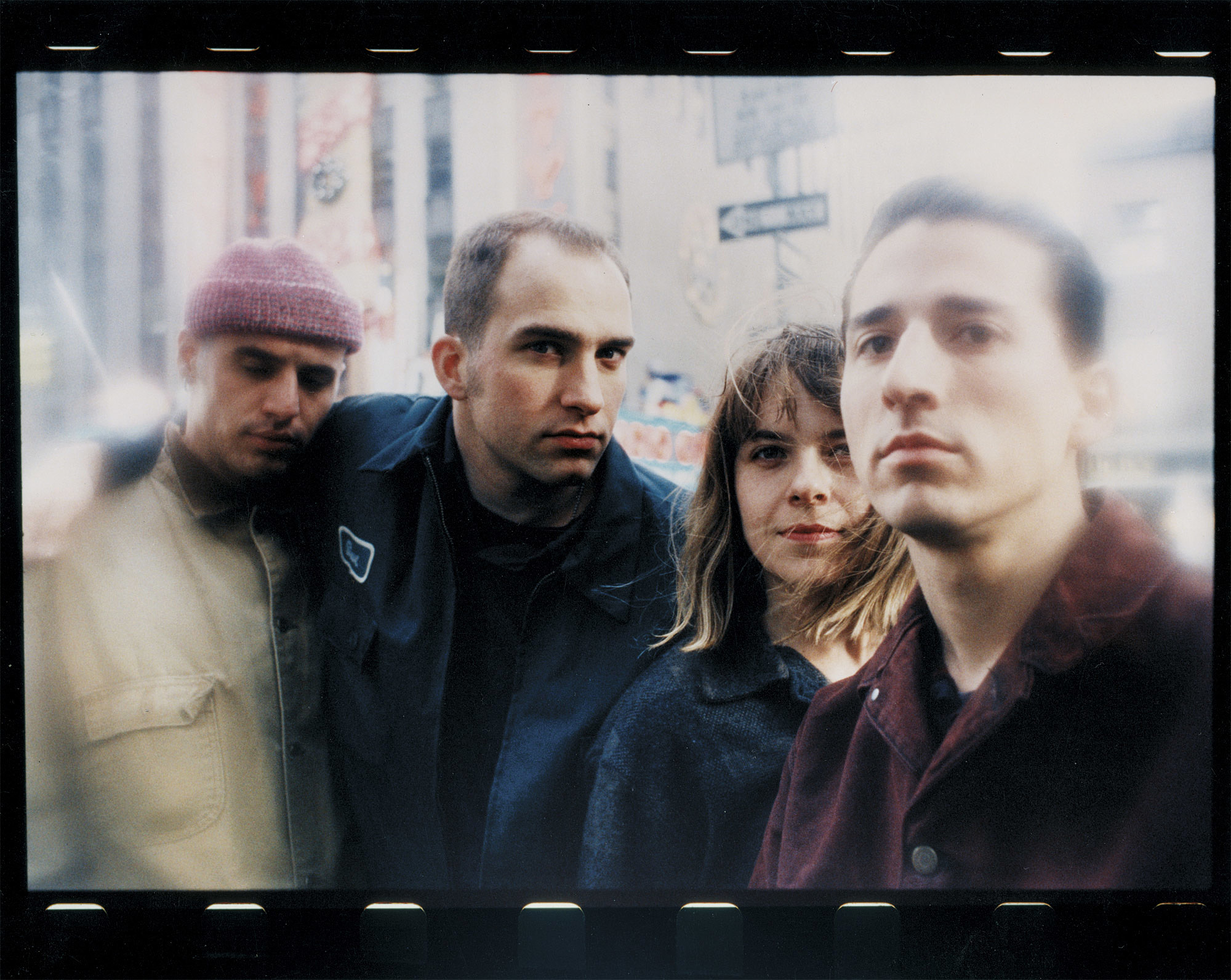 Jawbox (Bill Bardot, right) | photo: Katherine Davis