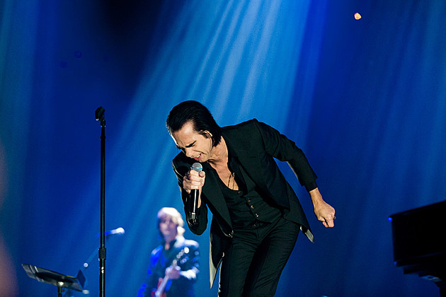 Nick Cave and The Bad Seeds at Barclays Center