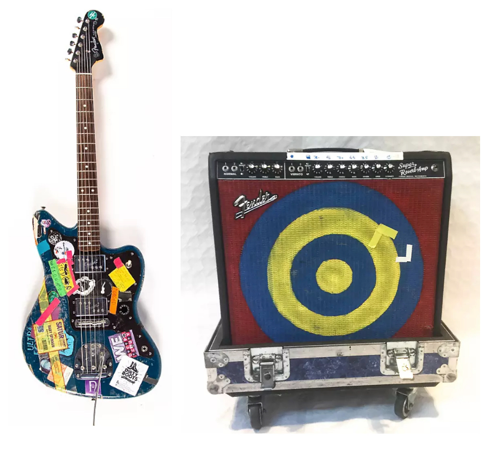 Sonic Youth gear