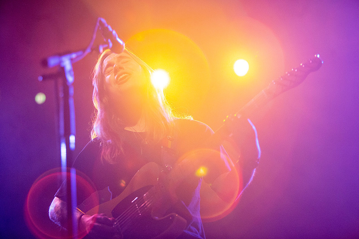 Julien Baker plays new song, covers Big Star on Isol-Aid livestream (watch)