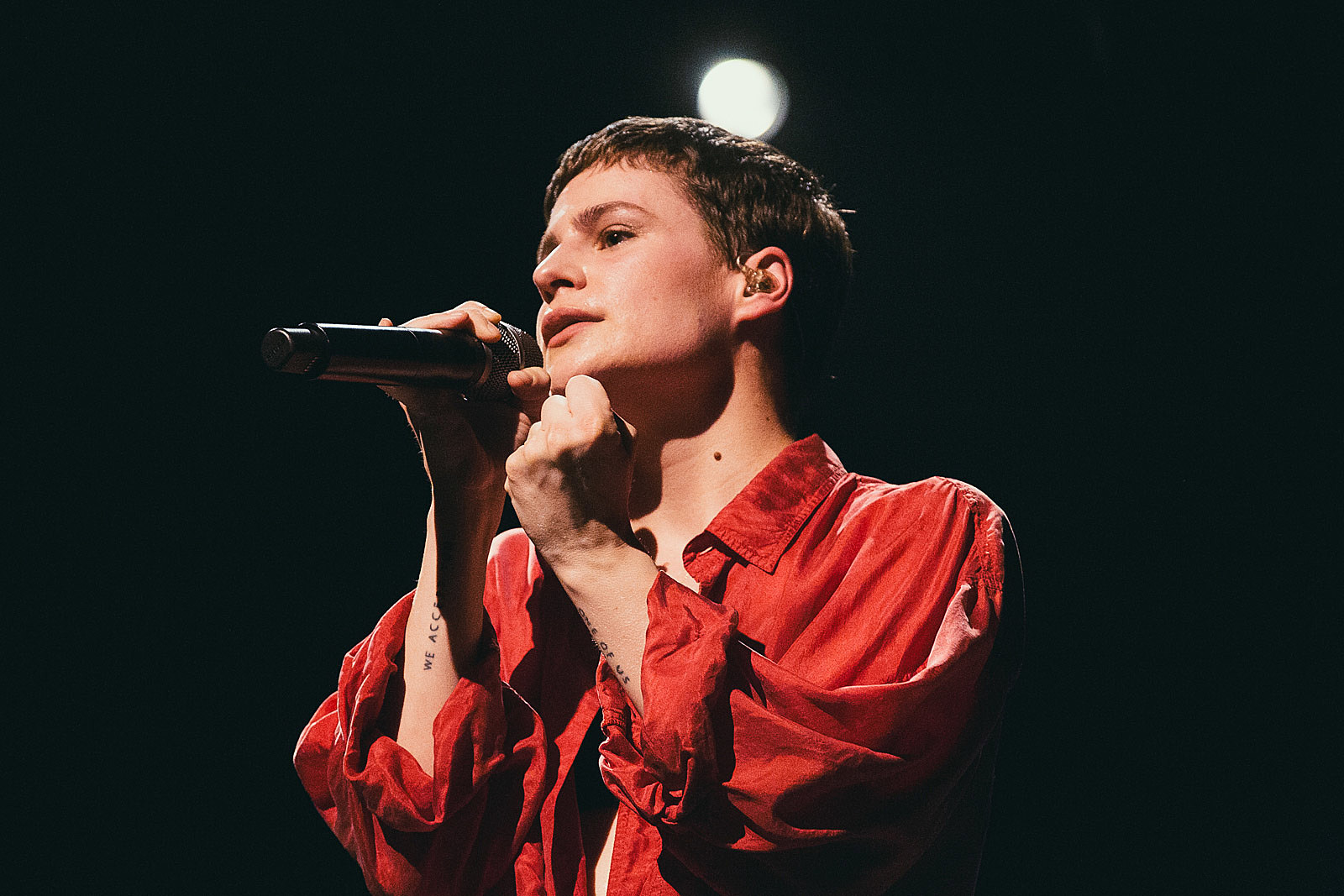 Christine and The Queens at Brooklyn Steel
