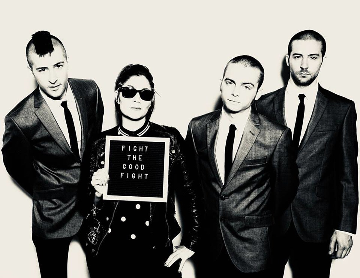 The Interrupters announce 2019 tour