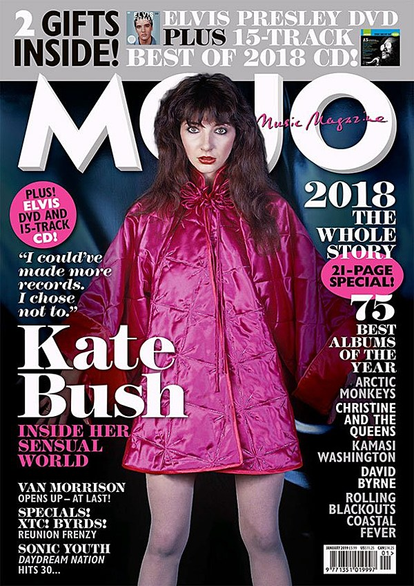MOJO's Top 75 Albums of 2018