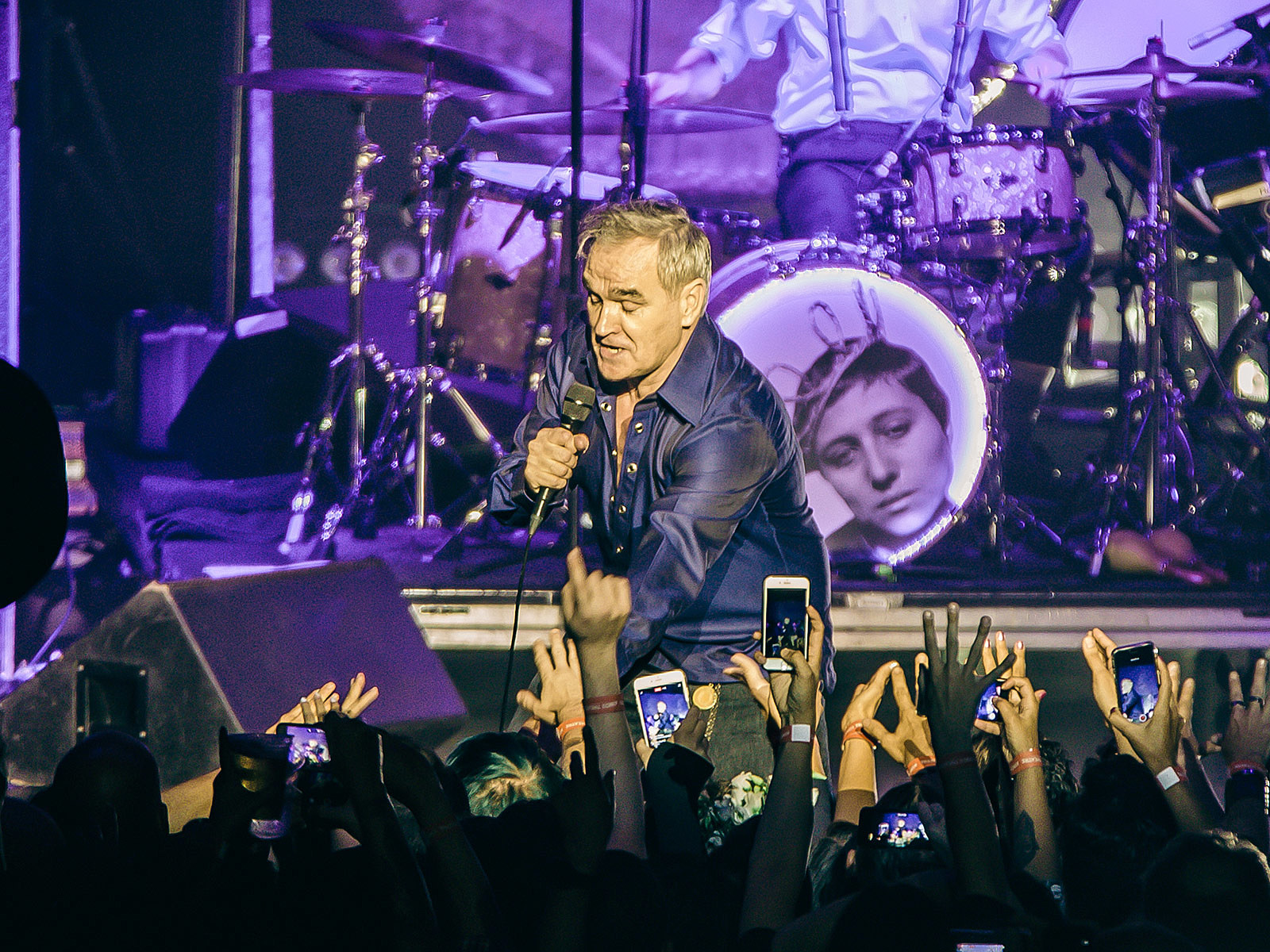 Morrissey at Kings Theatre