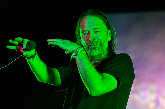 Thom Yorke at Kings Theatre