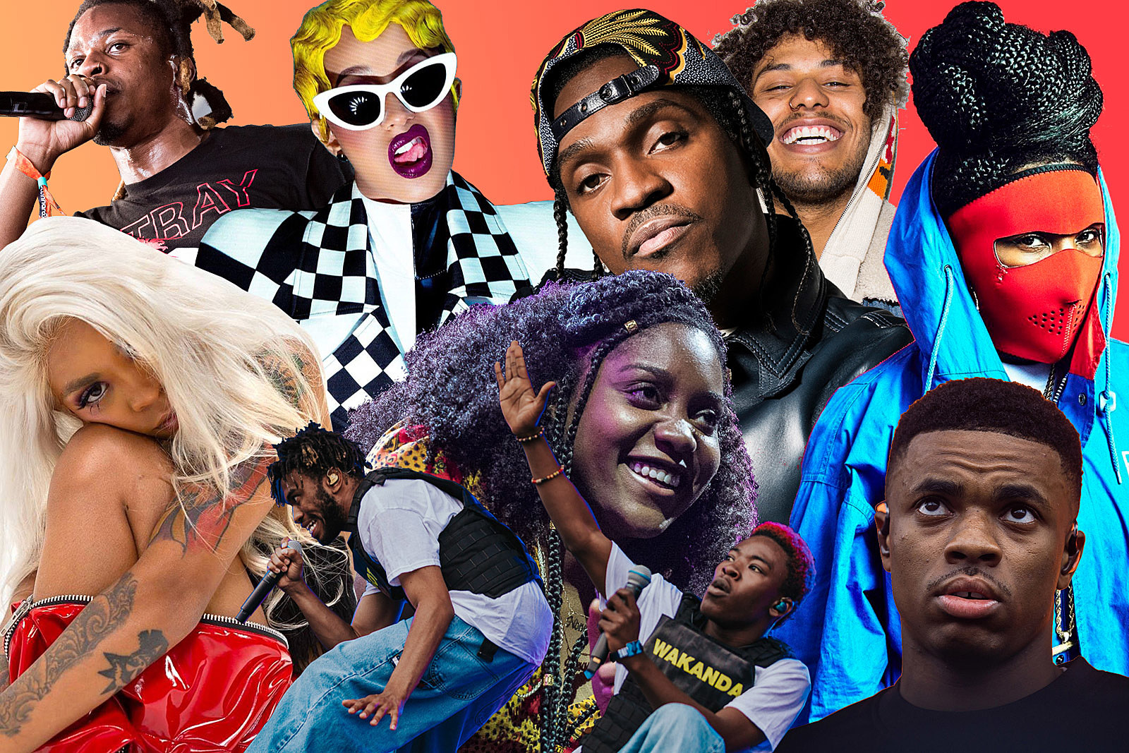 BrooklynVegan's 30 Best Rap Albums of 2018