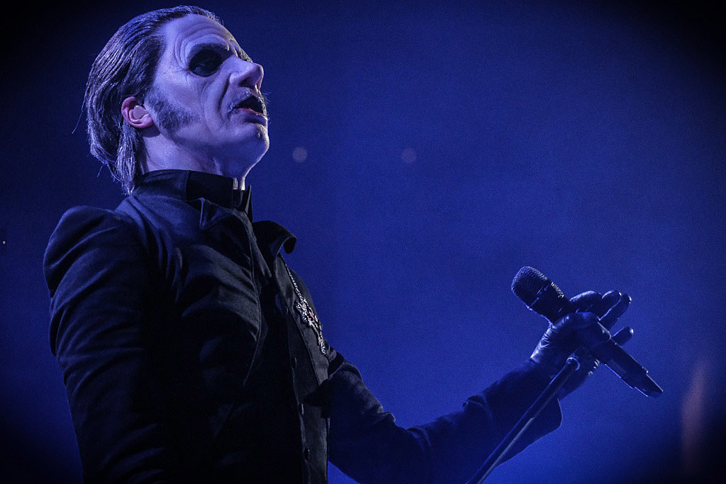 Ghost at Barclays Center