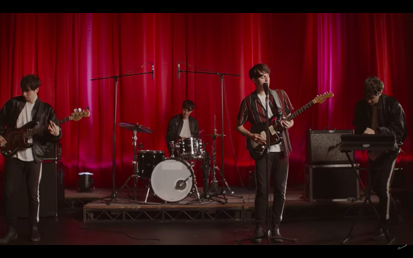 Roosevelt is a literal one man band in his new video (watch)
