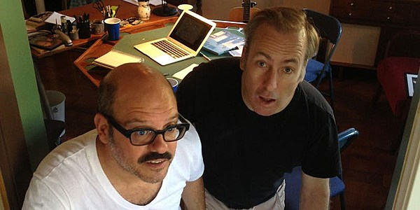 Bob Odenkirk David Cross doing two shows at The Bell House