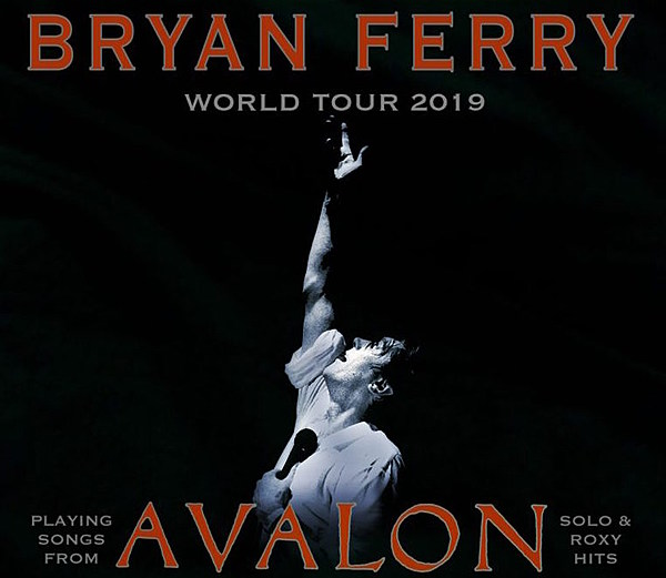 tix for Bryan Ferry's 'Avalon' NYC show on BrooklynVegan presale (password here)
