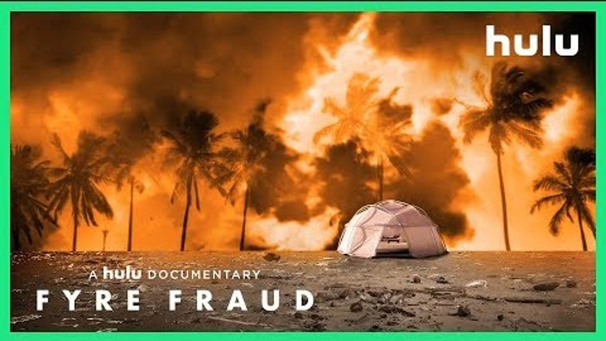 Two different Fyre Festival documentaries out this week on Hulu