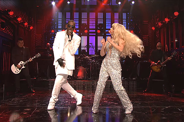 Lady Gaga & R. Kelly on SNL