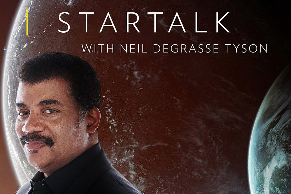 Neil deGrasse Tyson Star Talk